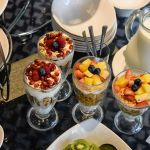 Granola Sundaes for Breakfast