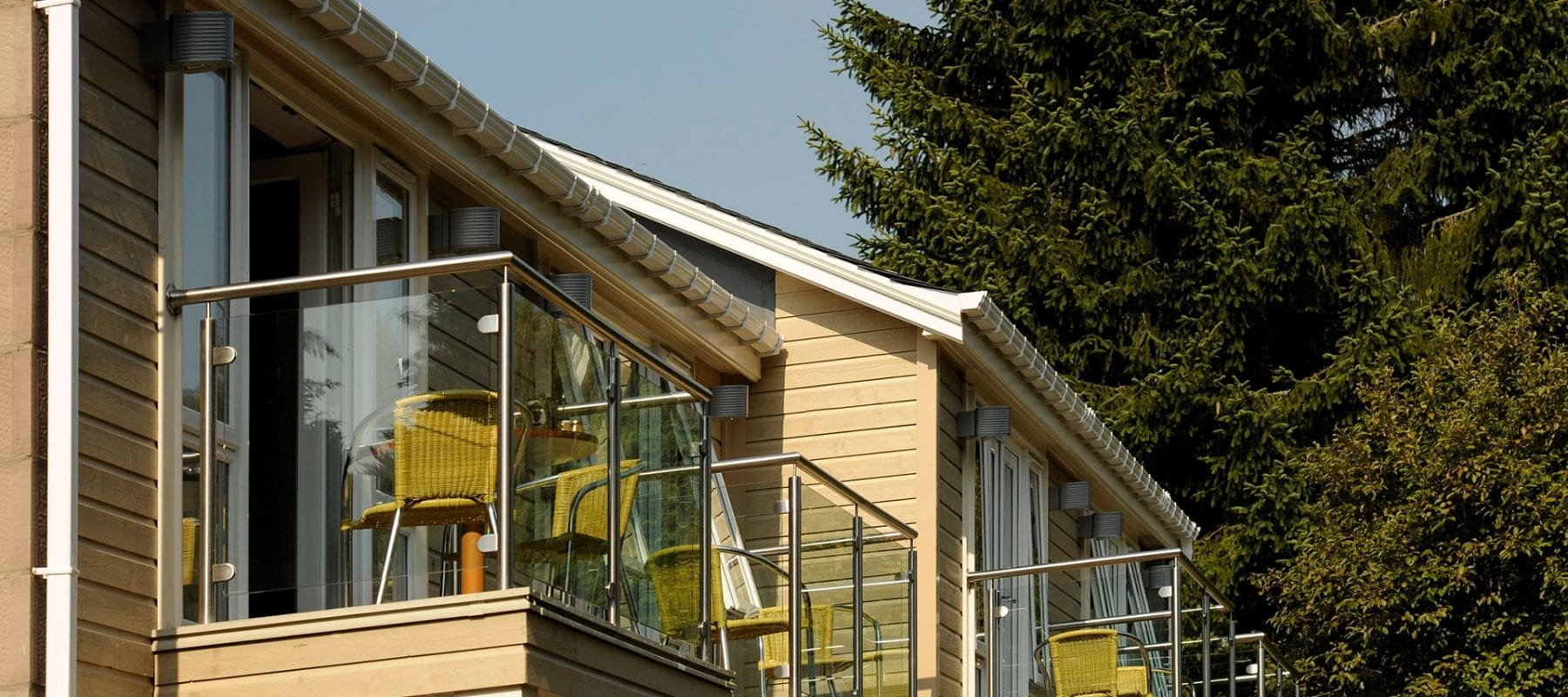 Spacious & modern accommodation