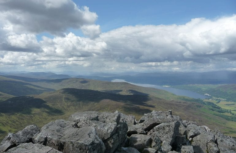 Schiehallion Walk