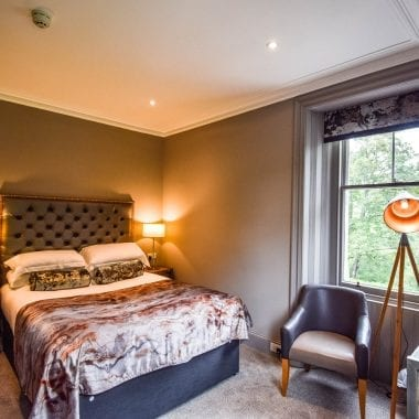 Superior Lodge Rooms