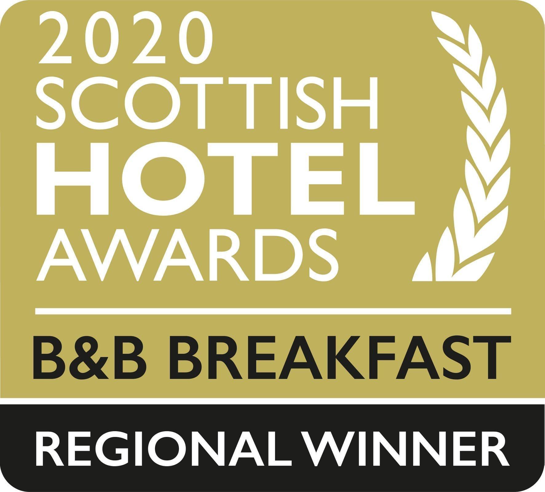 Regional B&B Breakfast of the Year - 2020 Scottish Hotel Awards